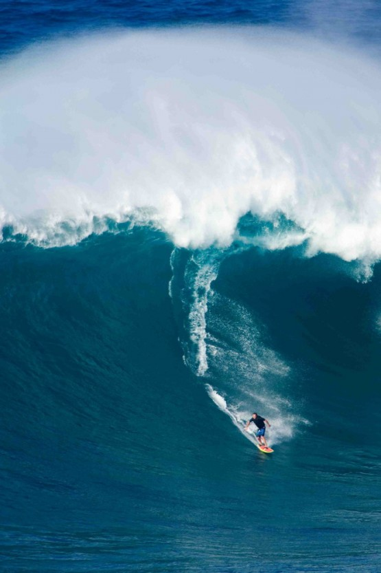 Dave Stein at Jaws on 15th Dec 2004