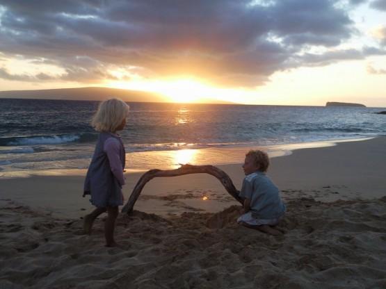 good bye Maui