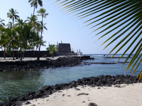 old Hawaiian settlement