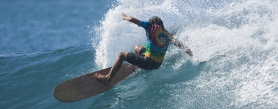 The true spirit of surfing, exemplified in style by one of surfing's Zen masters, Dave Rastovich