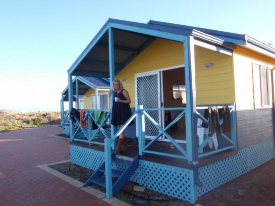 Beach house right at the beach