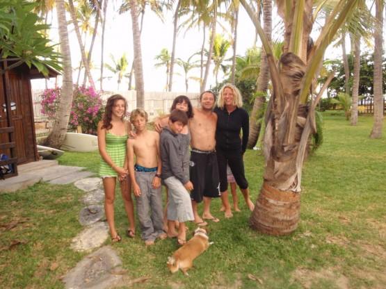 Bubu's family