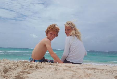 Beach in their DNA