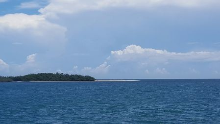 cayo levisa view from snorkeling site